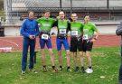 Gold bei Wiener Crosslauf Meisterschaften