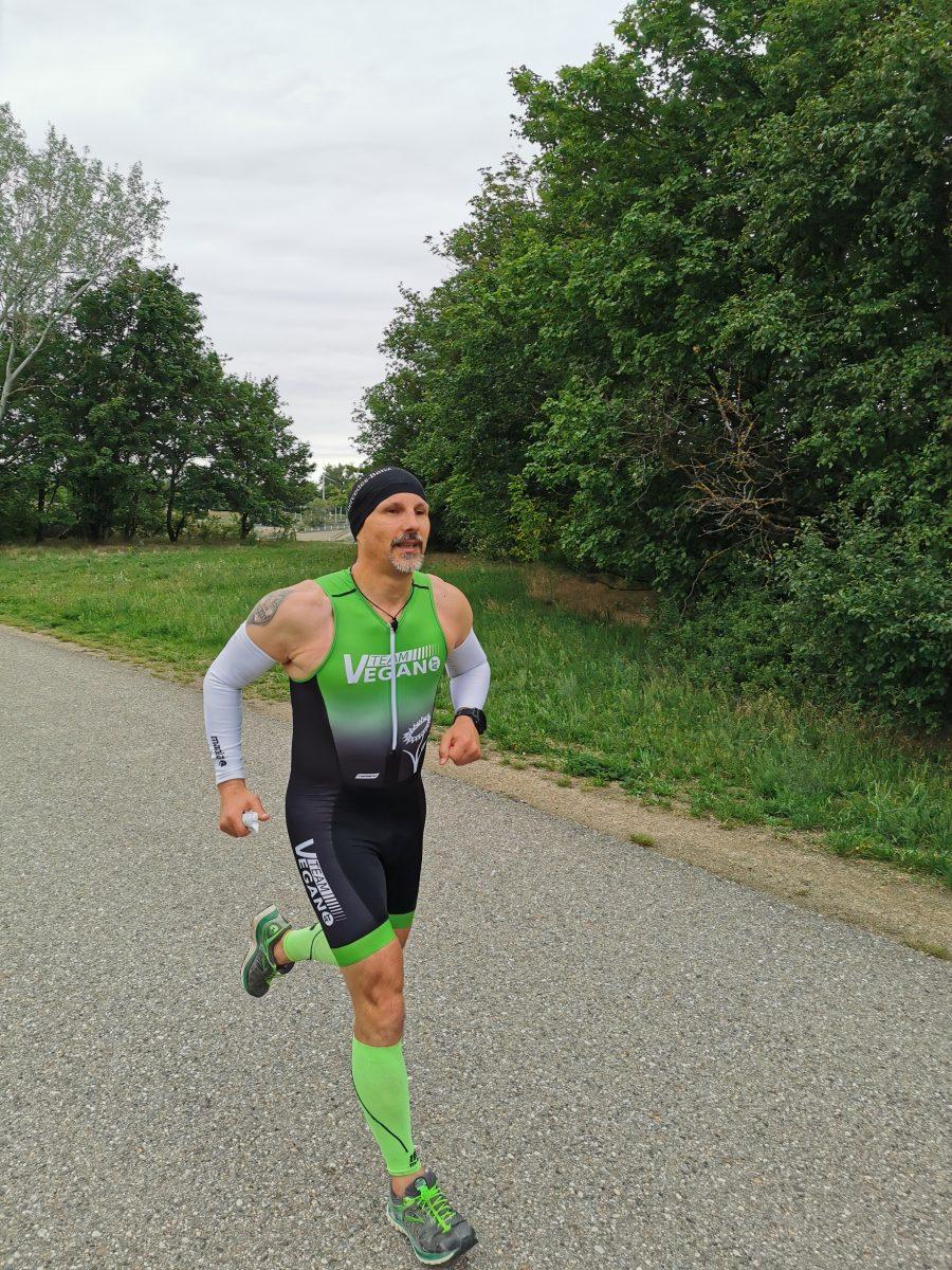 Volle Triathlonpower